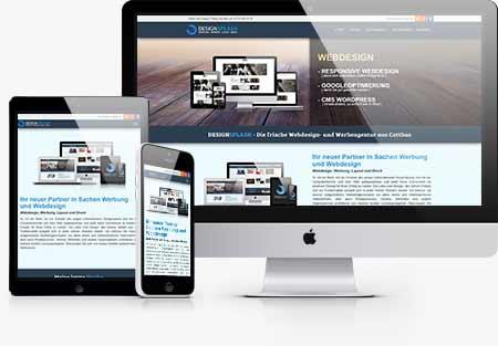 responsive Webdesign Cottbus